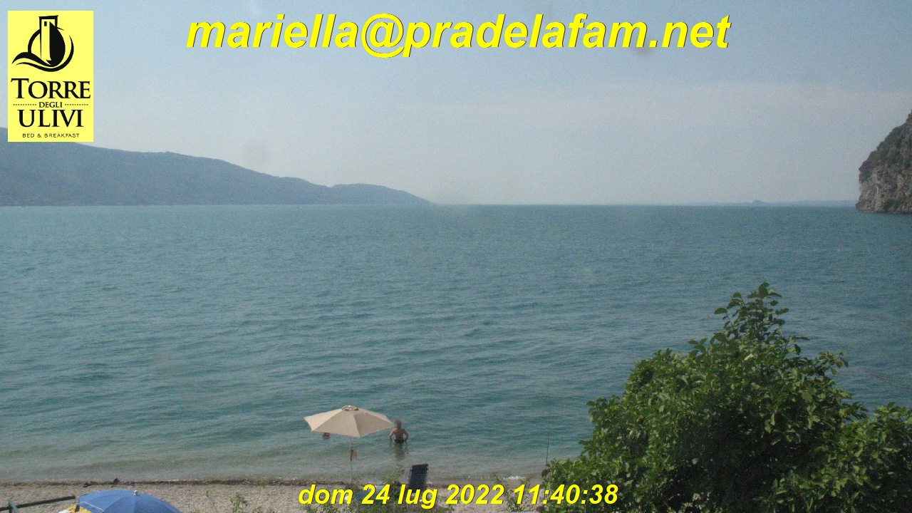 Webcam am Gardasee in Al Pra